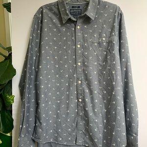 American Rag button up Shirt. EUC